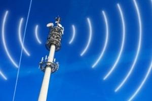 Sendemast mit LTE Tarife